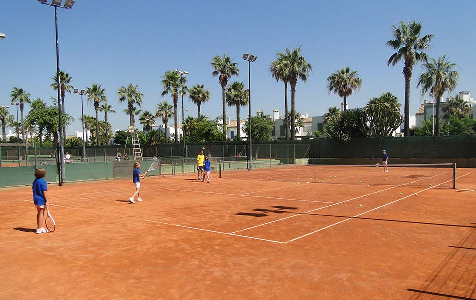 Sotogrande pistas de tenis