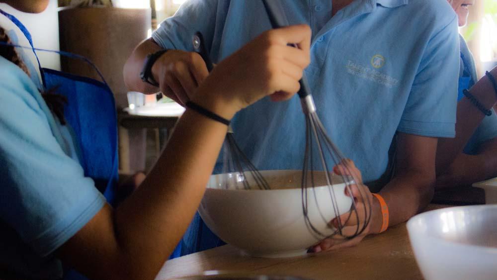 Young Talent : Licencia de Navegación & Cooking