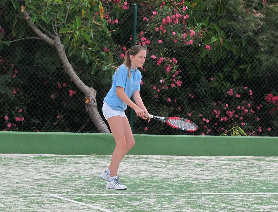 Young Talents : Tenis