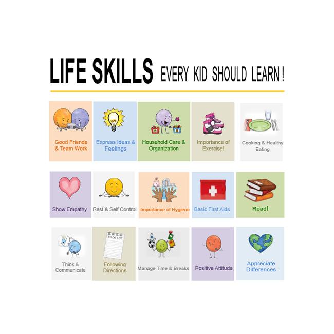 Kids Skills Factory
