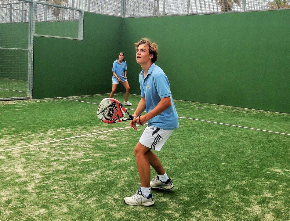 Young Talents : Padel