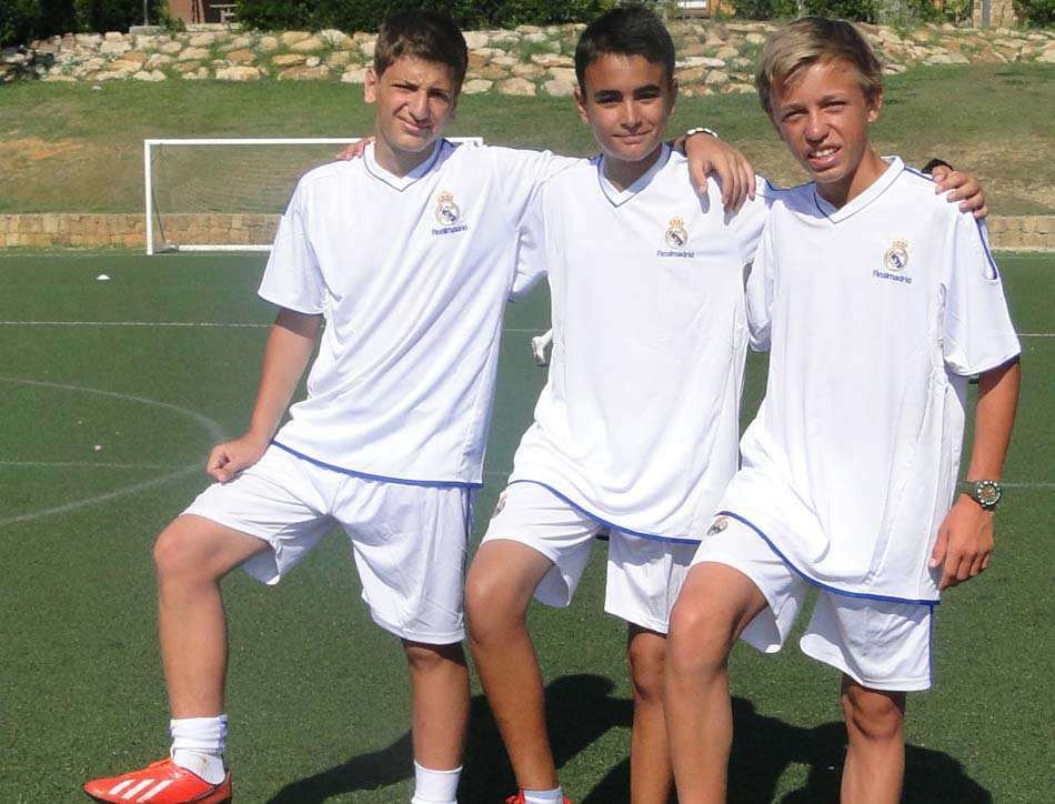 Young Talents : Futbol
