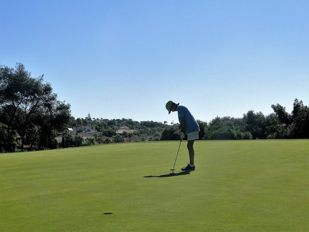 Golf Sotogrande Camps