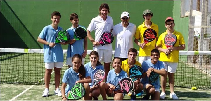 CampaCampamento-de tenis-y-padel